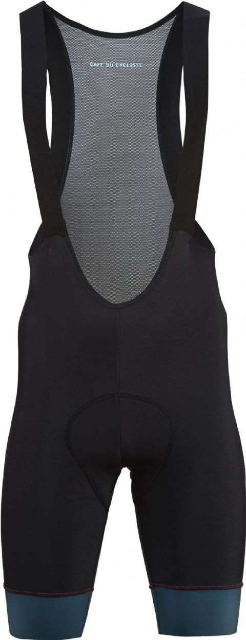 Café Du Cycliste Men's Jeanne Bib Shorts - Ivy Green
